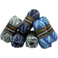 sockenwolle-set-blaumix-6-stueck