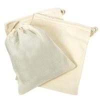 Räubersäckchen, Baumwollsäckchen 17 x 20 cm 1 Stück