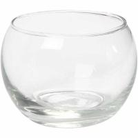 Teelichtglas Windlicht 7 x 8 cm